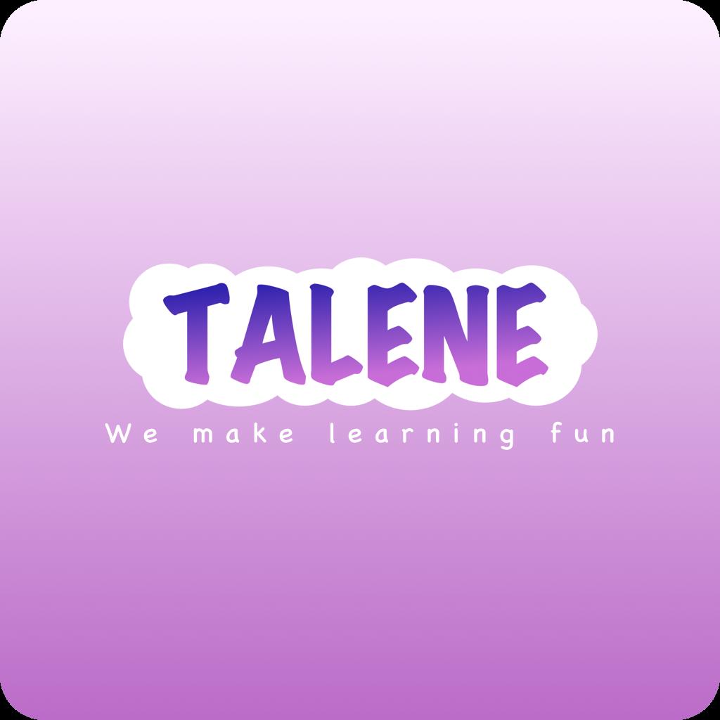 Talene Logo With Background