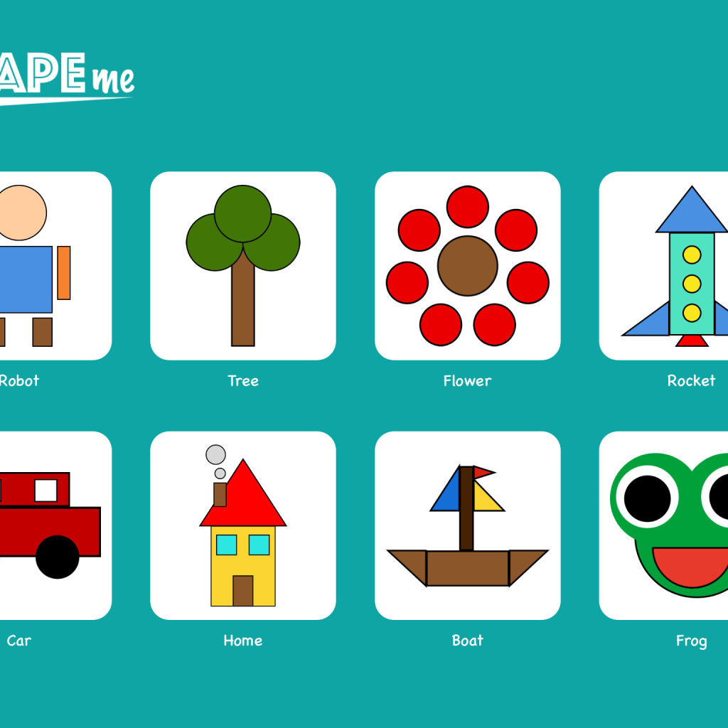 ShapeMe First Image Set