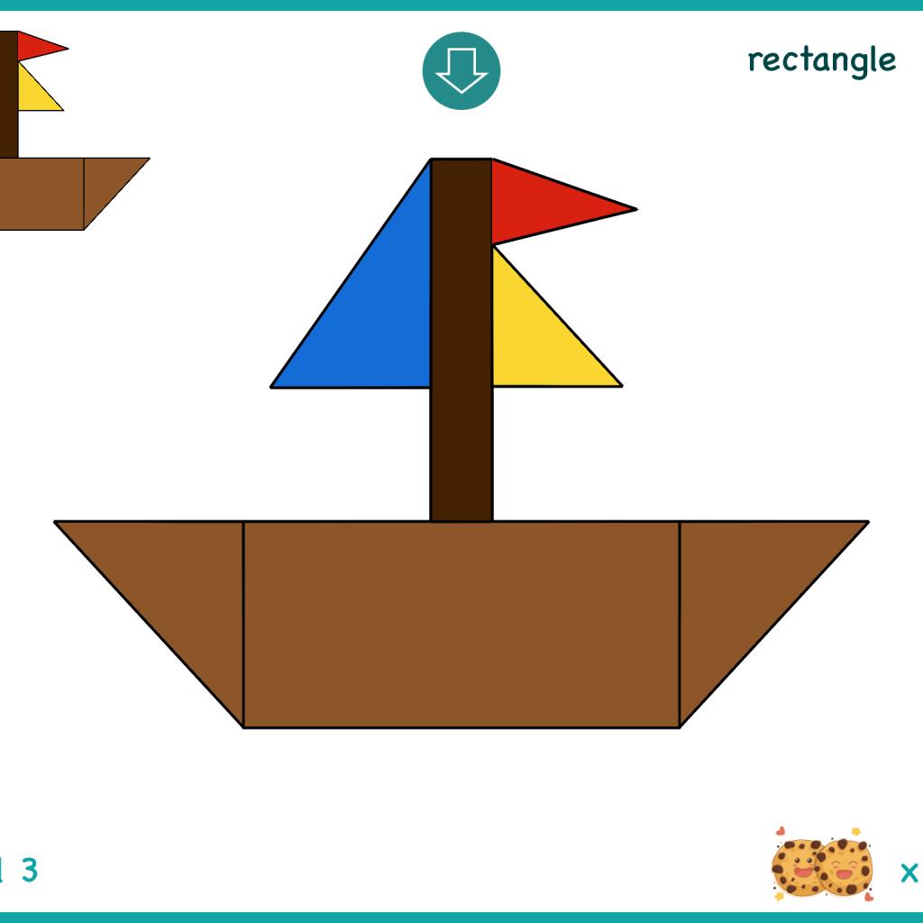 Talene Shape me boat