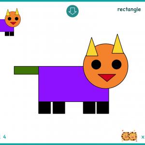 Talene Shape me cat