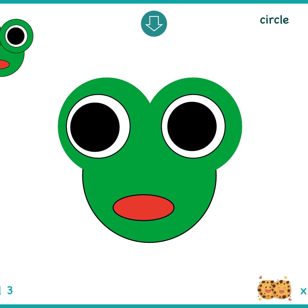 Talene Shape me frog